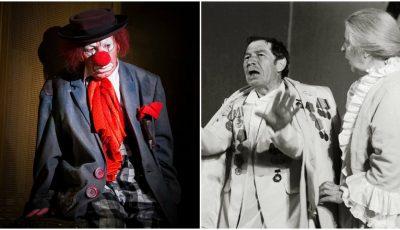 """Teatrul Național """"Satiricus I.L. Caragiale"""" va juca 3 spectacole în memoria marelui actor Mihai Curagău"""