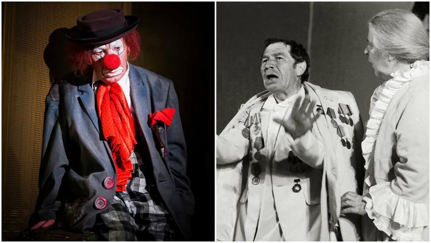 """Foto: Teatrul Național """"Satiricus I.L. Caragiale"""" va juca 3 spectacole în memoria marelui actor Mihai Curagău"""