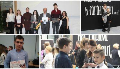"""Peste 38 de mii de elevi din întreaga țară au fost premiați la gala ,,Hai, Moldova""""!"""