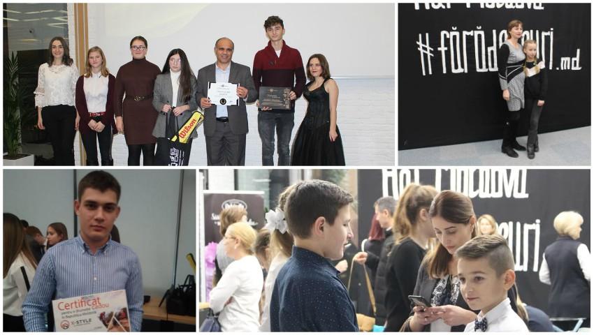 """Foto: Peste 38 de mii de elevi din întreaga țară au fost premiați la gala ,,Hai, Moldova""""!"""