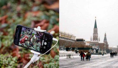 Record de temperatură, în Rusia. Iarnă fără zăpadă şi ghiocei înfloriţi