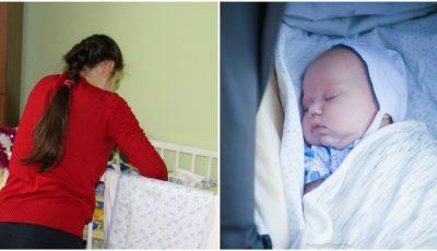 Orfană și cu un copil în brațe, la doar 16 ani. Visul Elenei este să-și crească mare fetița