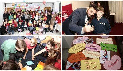 """Cei mai activi voluntari ai Fundației Caritas Moldova au prezentat realizările anului 2019, în cadrul """"Zilei Internaționale a Voluntarilor"""""""