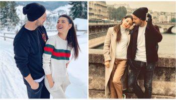 Sasha Lopez și Xenia Piciughin au devenit părinți! Bebelușul a ales să vină pe lume chiar de Crăciun