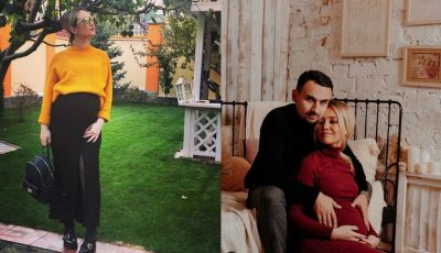 Adorabil! Prezentatoarea TV Tatiana Nastas a publicat prima imagine cu fetița sa. Vezi ce nume i-a ales!