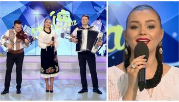 Cornelia Ștefăneț și Frații Ștefăneț au lansat o nouă melodie! Video!