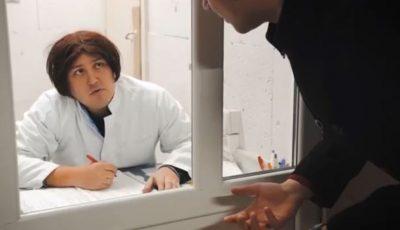 Video! La policlinică, cu echipa Comedy Zebra Show. Partea a II-a