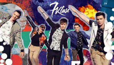 Trupa 7 Klase a câștigat Trofeul Best Project 2019 – cea mai bună trupă la Moldova Music Awards