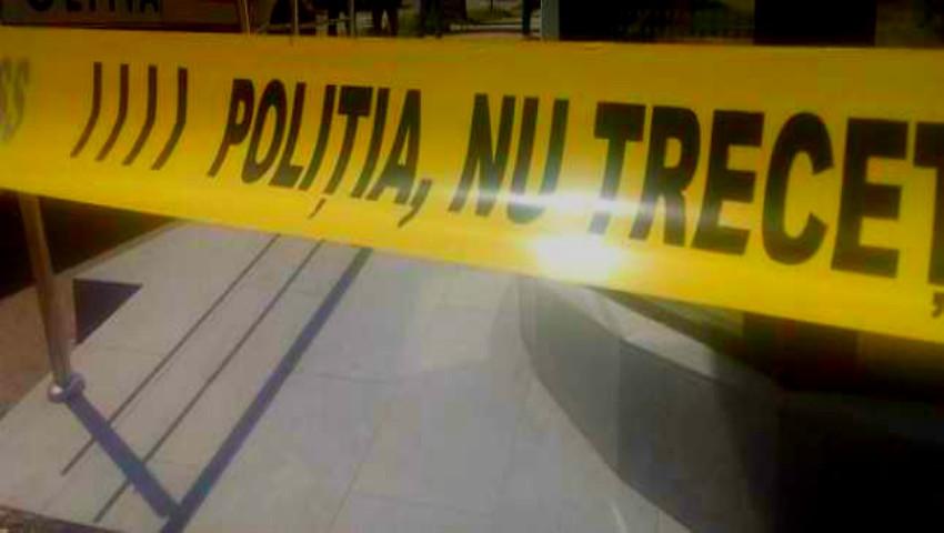 Foto: Durere fără margini. Un adolescent de 15 ani, din Capitală, s-a împușcat în cap