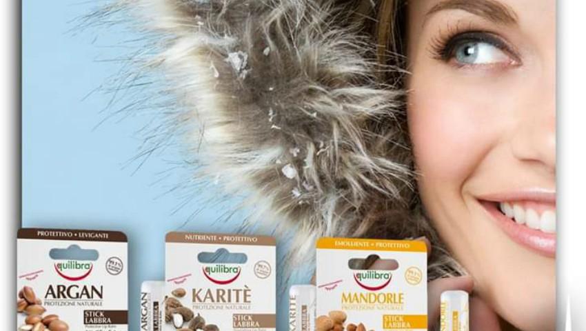 Foto: Protejează-ți buzele în sezonul rece cu balsamurile de la Equilibra!