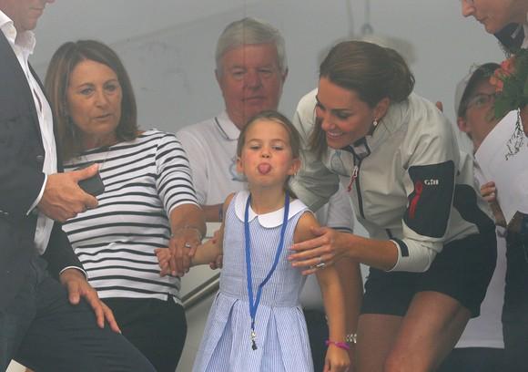 Foto: Prinţesa Charlotte nu va primi ce-şi doreşte de Crăciun