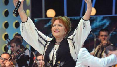Interpreta de muzică populară Zinaida Julea își sărbătorește astăzi ziua de naștere!