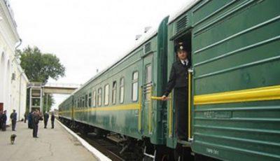 """,,Î.S."""" Calea Ferată din Moldova anunță reduceri la bilete pentru cursele de tren Moscova-Chişinău-Moscova"""