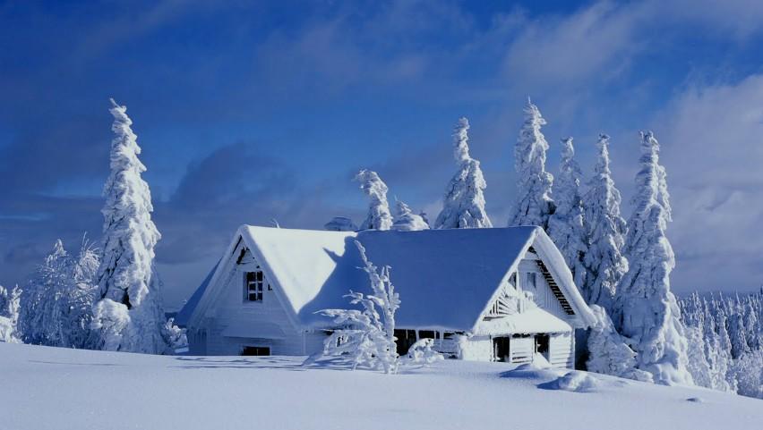 Foto: Ninge frumos în peste jumătate de țară! S-a așternut un strat alb de zăpadă