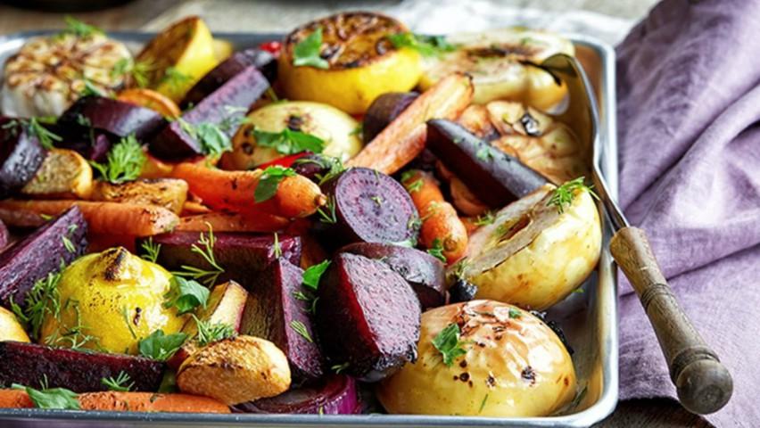 Foto: Cele mai sănătoase alimente de post