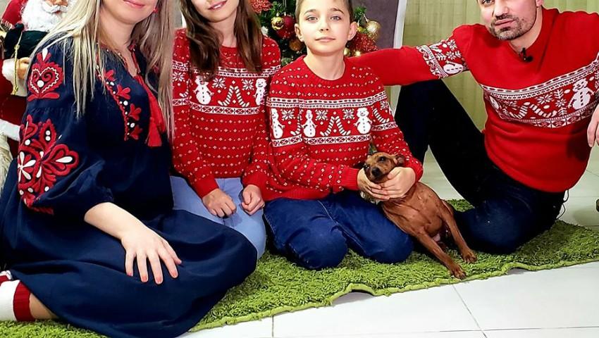 Foto: Fericire! Un cuplu de interpreți din Moldova sunt în așteptarea celui de-al treilea copil
