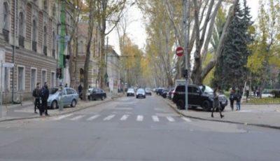 Atenție, șoferi! Traficul rutier pe o stradă din centrul Capitalei este suspendat temporar