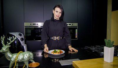 """Diana Ballerini: """"Îmi ia maxim 10 minute să gătesc masa pentru toată familia"""""""