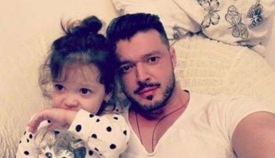 """Victor Slav: ,,Îmi este teamă de perioada adolescenței fiicei mele"""""""