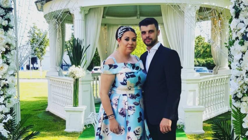 Foto: Oana Roman și Marius Elisei nu mai formează un cuplu. Vedeta a publicat un mesaj răvășitor