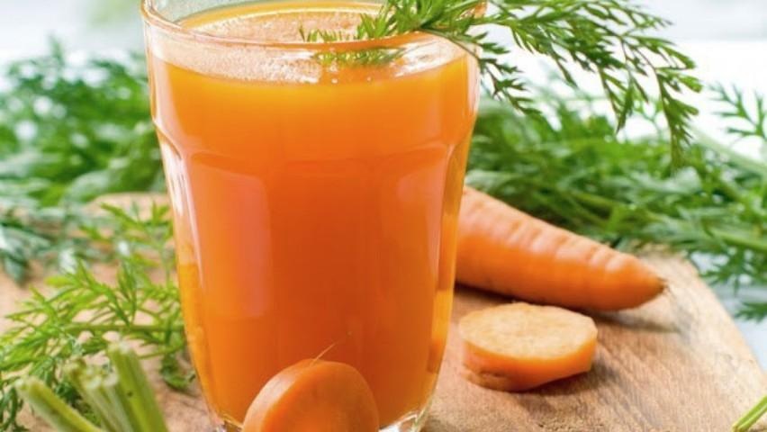 Foto: Sucul de morcovi reduce riscul de cancer pulmonar cu până la 35%