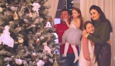 A moștenit talentul părinților săi! Smaranda Burlacu ne colindă de Crăciun