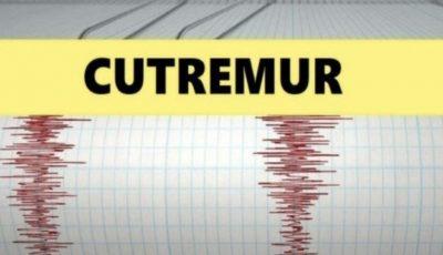 Cutremur după cutremur în această dimineață! Ce magnitudine au avut seismele