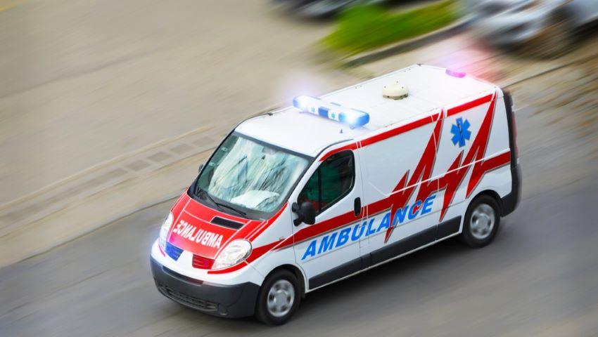 Foto: De ce este important să acorzi prioritate unei ambulanțe! Imaginea care vorbește de la sine
