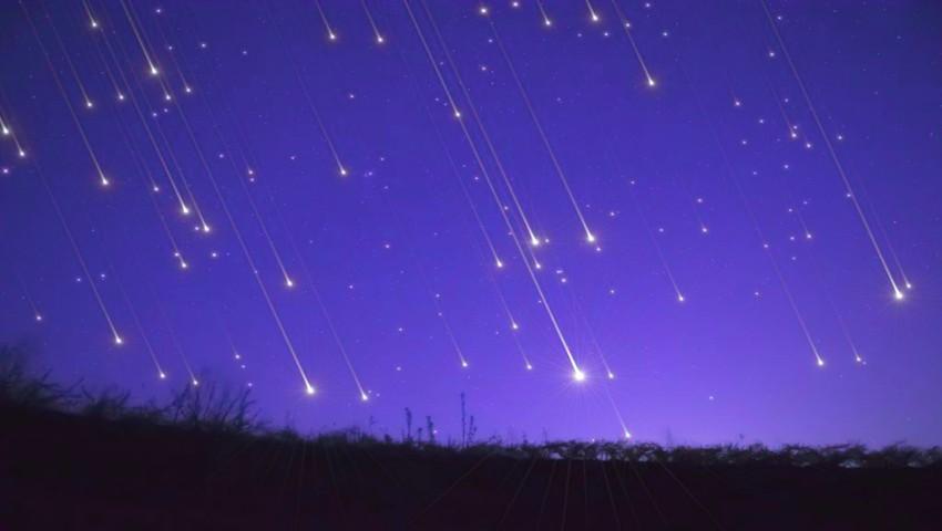 Foto: Cea mai spectaculoasă ploaie de meteoriți din acest an, pe cerul Moldovei