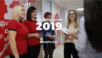 Imagini VIDEO de la preselecția Miss Unica Sport 2019!