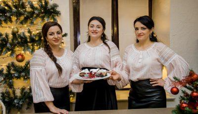 O rețetă delicioasă de cozonac moldovenesc de la Trio Vatra Neamului