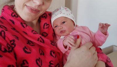 12 bebeluși s-au născut în prima zi a anului, la Maternitatea Spitalului Clinic Municipal nr.1