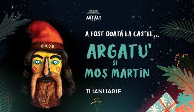 Argatu' și Moș Martin îți dau întâlnire la cea mai tare petrecere din luna ianuarie