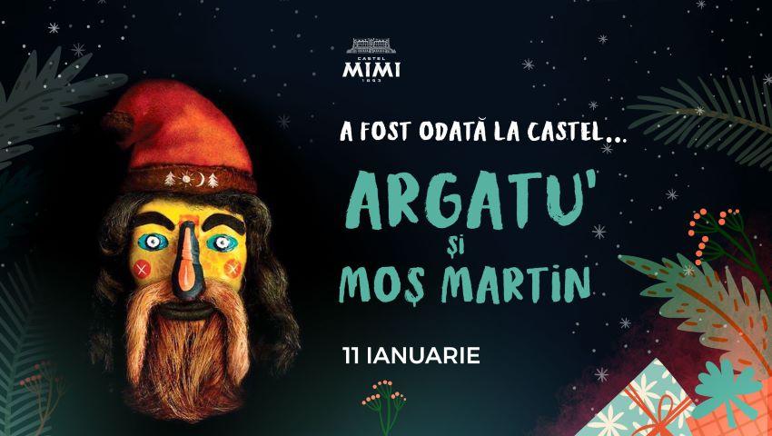Foto: Argatu' și Moș Martin îți dau întâlnire la cea mai tare petrecere din luna ianuarie