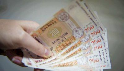 Beneficiarii de pensii și alocații mici pot ridica suportul financiar unic de 700 de lei