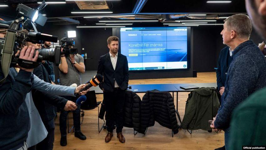 Foto: Un grup de programatori din Cehia, timp de 2 zile, au realizat gratuit un site web pentru care guvernul era dispus să plătească 16 milioane de euro