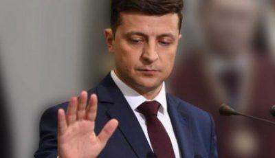 Reacția lui Vladimir Zelenski după ce Iranul a recunoscut că a doborât avionul ucrainean