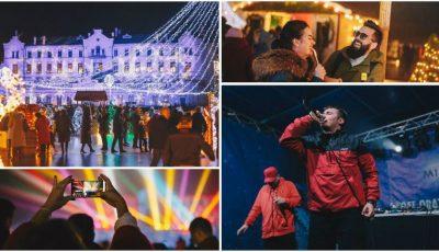 Cel mai feeric târg de sărbătoare din țară s-a încheiat cu un concert extraordinar, la Castel Mimi