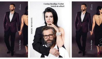 O provocare inedită! Cuplul Diana și Marco Ballerini, pe coperta unei cărți despre viață și dragoste