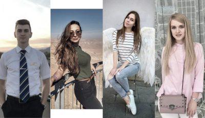 Tineri și plini de vise. Ei sunt membrii echipajului avionului prăbușit la Teheran