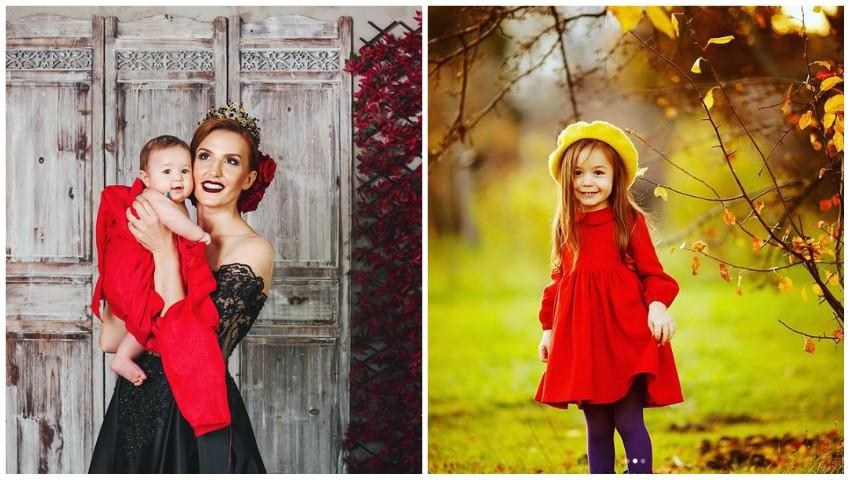 Foto: La mulți ani pentru Regina-Raluca, fiica Tatianei Heghea, care astăzi împlinește 4 anișori!