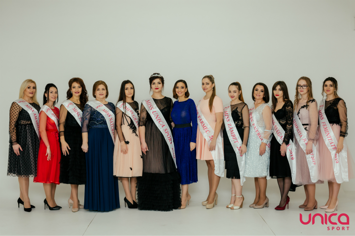 "Foto: VIDEO. Ea este ""Miss Unica Sport 2019""!"