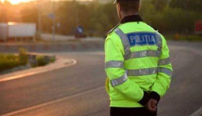Doi polițiști au pretins mită în valoare de 6.000 de lei de la un șofer care conducea în stare de ebrietate narcotică