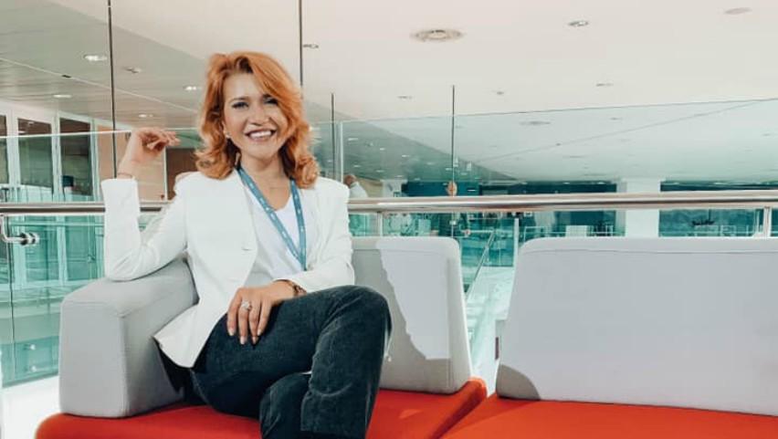 Foto: O moldoveancă, stabilită în Italia, va participa la organizarea Premiilor Oscar 2020