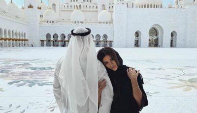 Cine e noul ei iubit? Anastasia Iacub trezește curiozitatea fanilor cu poze incitante din  Abu Dhabi