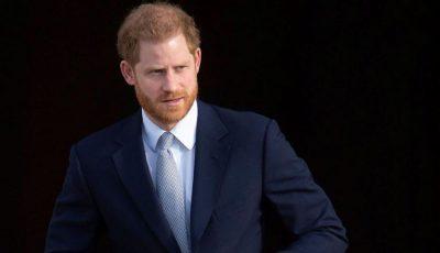 Prințul Harry a vorbit în premieră despre retragerea din familia regală, într-un discurs emoționant