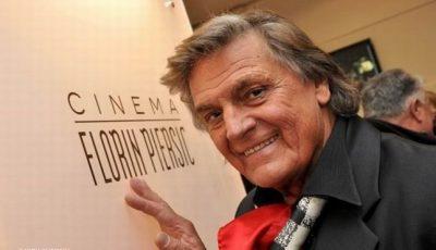 La mulți ani, Florin Piersic! Marele actor împlinește 84 de ani
