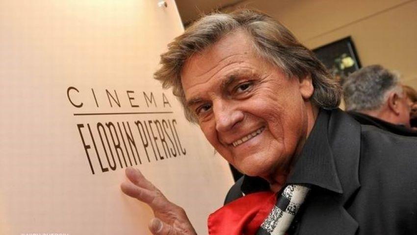 Foto: La mulți ani, Florin Piersic! Marele actor împlinește 84 de ani