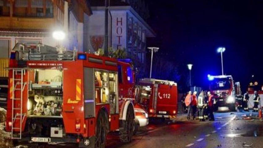Foto: Grav accident rutier în Italia: şase germani morţi şi alţi 11 răniţi