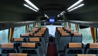 Toate autobuzele și microbuzele, care transportă pasageri, vor fi clasificate pe categorii de confort